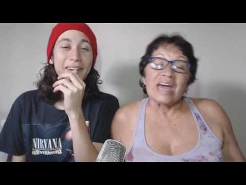 React 1253 [ft. MINHA MÃE] ♫ RELATOS DE UM CANTOR DE MPB ♫ Castro Brothers