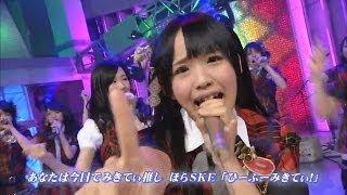 SKE48 - SKE推し 生歌LIVE (AKB48チームB推し) SKE48番組出演情報 AKB48...