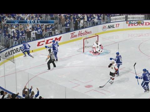 NHL 17: Toronto Maple Leafs Vs Ottawa Senators - Come Back Kids