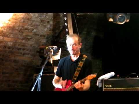 Hugh Cornwell | English Towns | Glasgow 5/10/2012