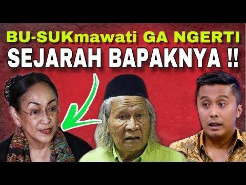 GEMPAR !! Babe Ridwan Saidi Angkat Bicara BONGKAR Kisah SUKMAWATI !
