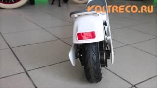 видео Гироскутер Airwheel A3 - удобный сигвей с сиденьем