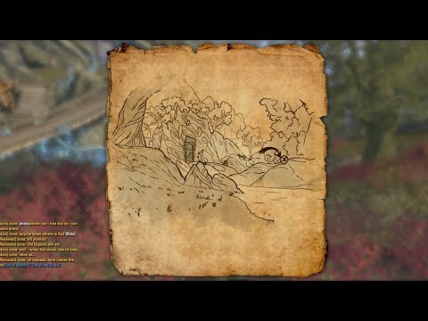 Deshaan Treasure Map IV Location Elder Scrolls Online on the rift ce treasure map, khenarthi's roost treasure map, stormhaven ce treasure map, bleakrock treasure map, auridon treasure map,