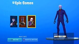 BUYING THE *NEW* DARK REFLECTIONS PACK IN FORTNITE!!! HOW TO GET DARK REFLECTIONS PACK RIGHT NOW!!!
