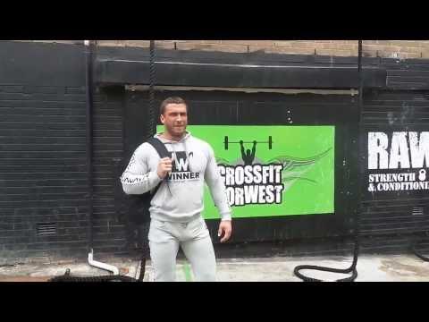 Dmitry Klokov - CrossFit & Rugby centre