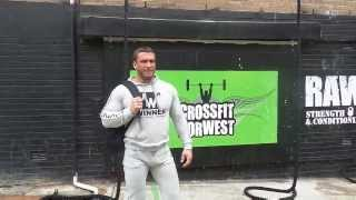Dmitry Klokov - CrossFit & Rugby centre