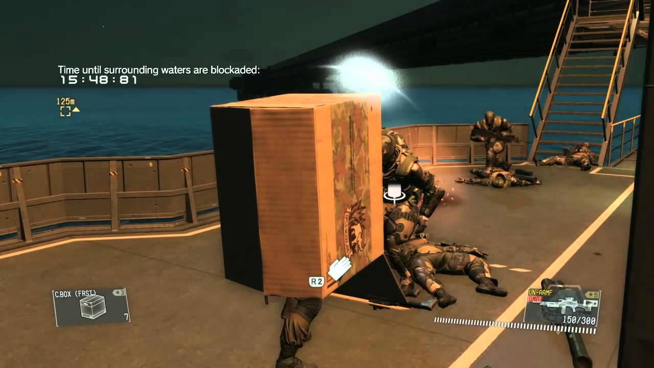 Metal Gear Solid 5 The Black Widow