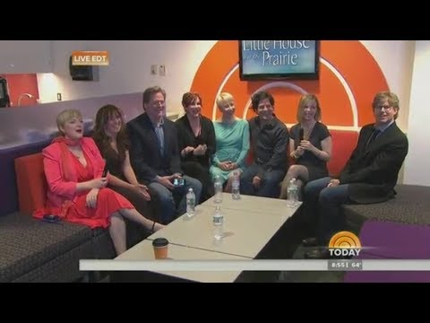 Backstage pass with little house cast 2014
