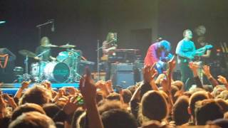 "Cage The Elephant - ""Cold Cold Cold"" live @ Fabrique - Milano 31/01/2017"