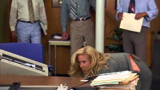 Veronica and Ron fight - Anchorman The Legend Of Ron Burgundy [HD] Thumb