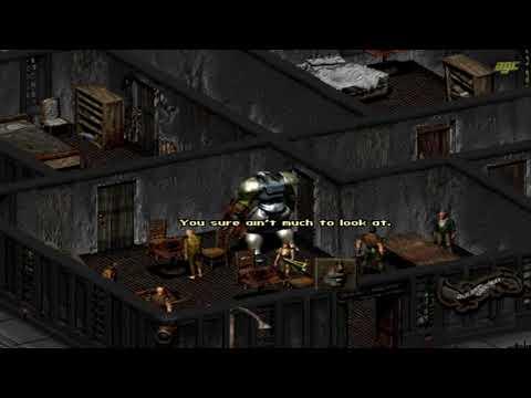 Playing As Frank Horrigan (Fallout 2)