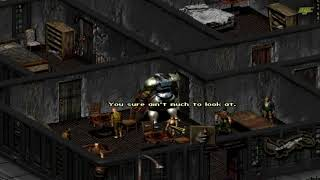 Playing As Frank Horrigan (Fallout 2)