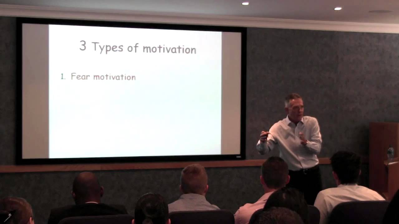 types of motivation 3 types of motivation
