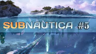 Crafting Cyclops & The Floating Island | Subnautica 5
