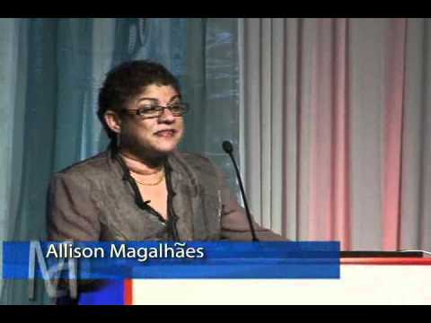 Allison Magalhaes, Excellence in Business 2011