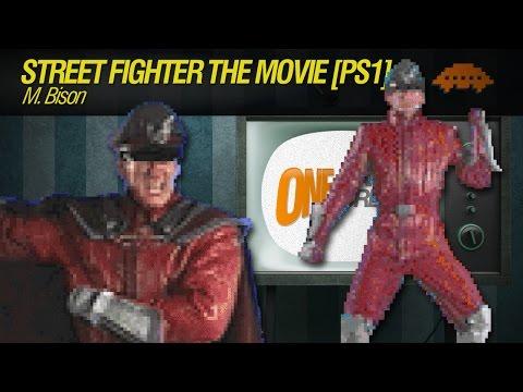 m bison street fighter movie