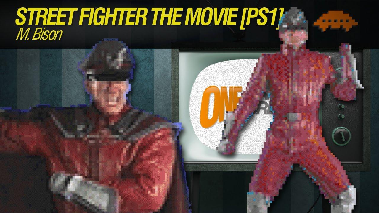 M Bison Street Fighter Movie Street Fighter - The M...