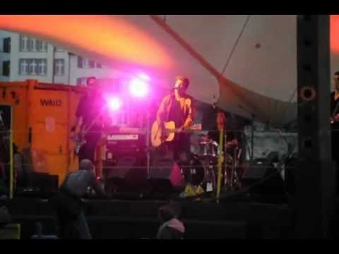 Bastian Baker - Colorful Hospital (Festival im Fluss - Basel - 06.08.2012)