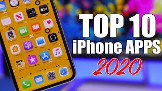 TOP 10 BEST iPhone Apps of 2020 !