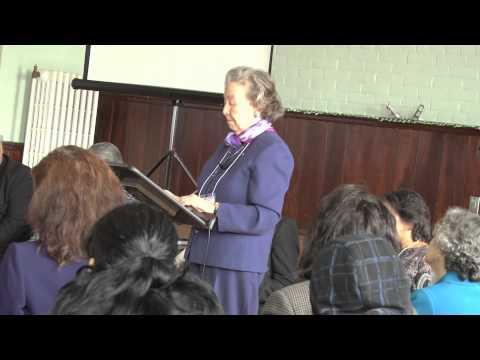 Professor Castellano on Reconciliation-1 of 5