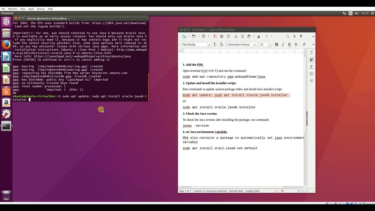 How to Install Oracle Java 8 / 9 in Ubuntu 16 04, Linux