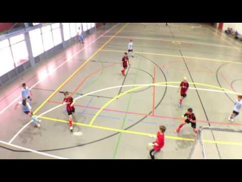 Sydney Futsal Club vs Phoenix Futsal Club 2nd half win 12-1