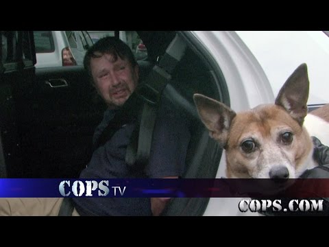 Organized Crime, Show 2915, COPS TV SHOW
