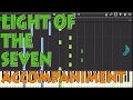 Download [Game of Thrones] BEST MIDI - Light of the Seven (Accompaniment) MP3 song and Music Video
