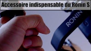 L' Accessoire indispensable pour le Ronin S / fini les mal de bras et de dos