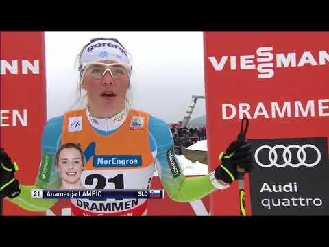 Sprints In Drammen