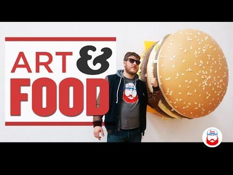 ART & FOOD: Un primo assaggio di EXPO2015