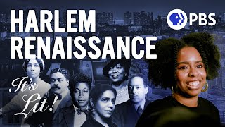 Literary Icons You NEED to Know From the Harlem Renaissance (feat. Princess Weekes) | It's Lit