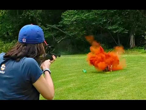 UMAREX USA - Big Blast Caps for shooting empty bottles