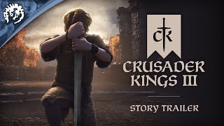 Crusader Kings III - Story Trailer - Real Strategy Requires Cunning