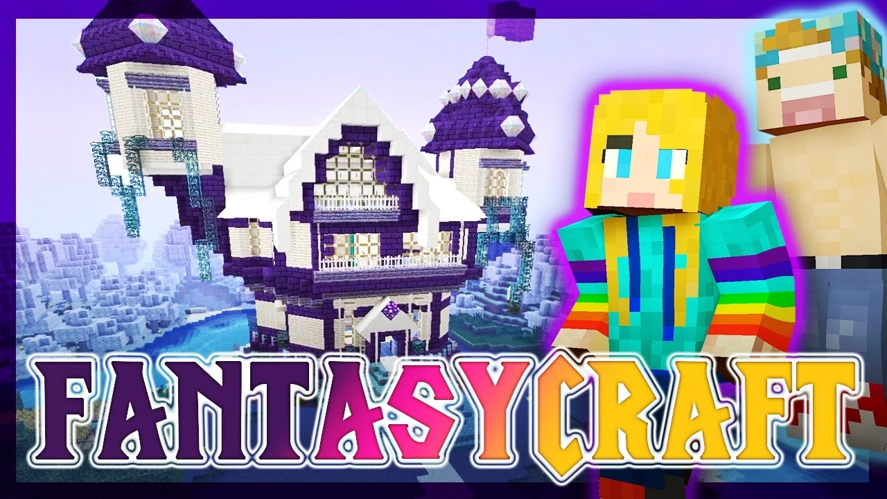 Joey Graceffa Fantasy Craft House