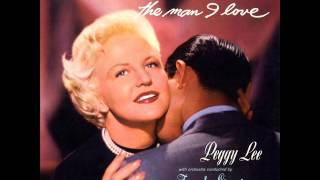 Watch Peggy Lee The Man I Love video