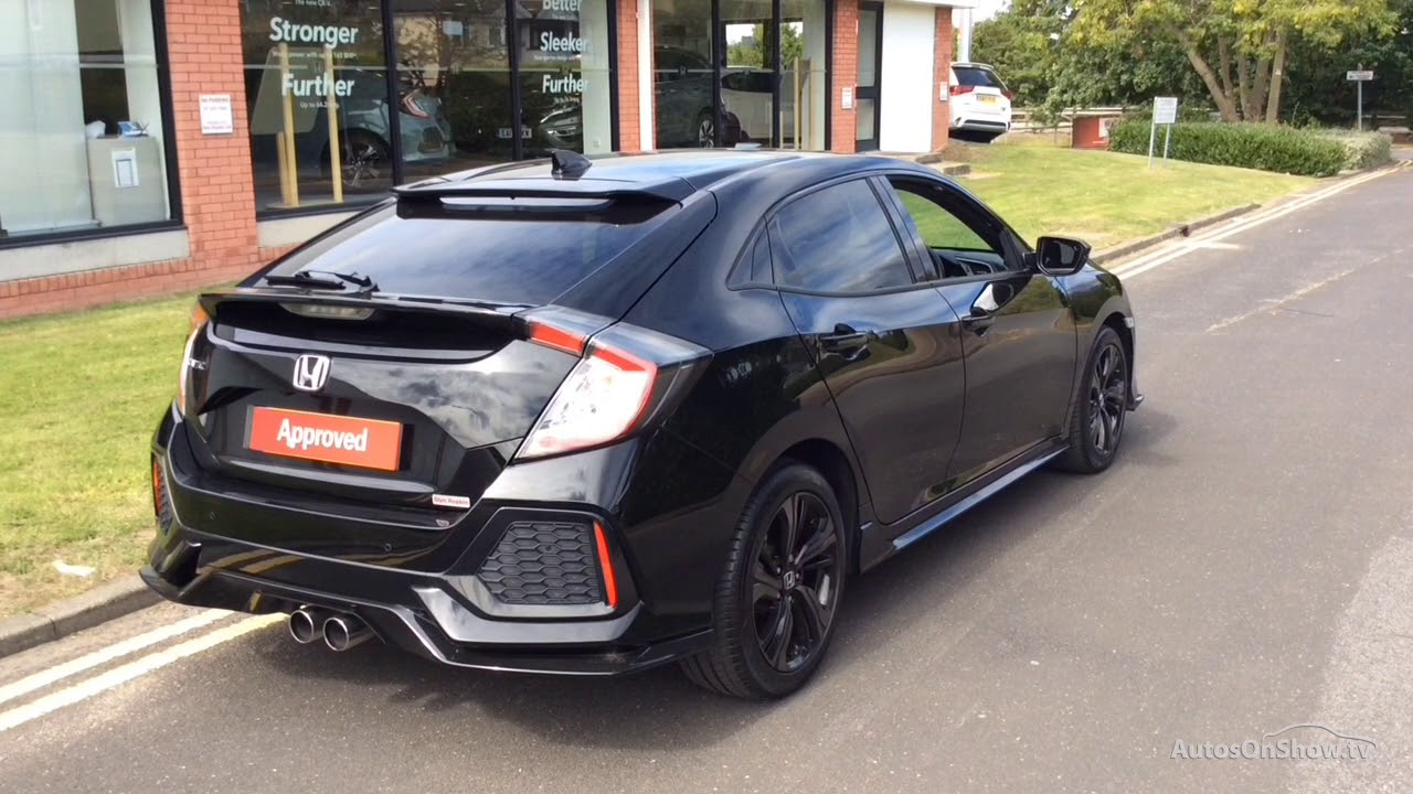 Honda Civic Sport Black - New Car Release Date and Review ...