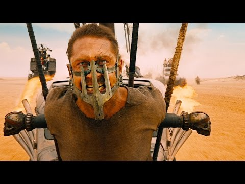 Mad Max: Fury Road - Official Main Trailer [HD]