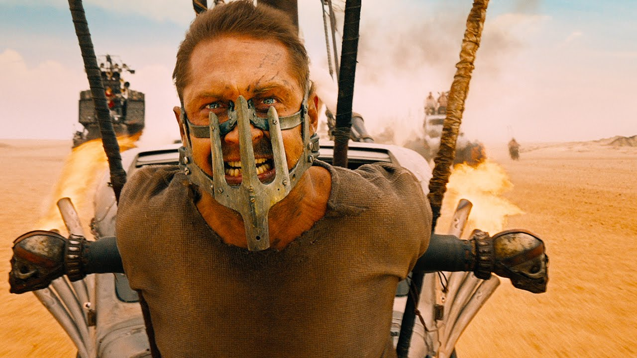 Mad Max: Fury Road was one of the best action movies of 2015