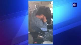 انتهاء التحقيقات الأولية في فيديو يظهر اعتداء رقيب سير على مواطن - (21-3-2018)