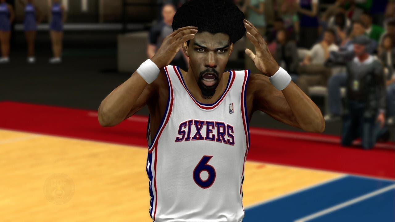"""NBA 2K14 Exclusive MyTEAM Next Gen Legends How to Get Julius """"Dr"""