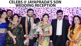 Celebrities at Jayaprada