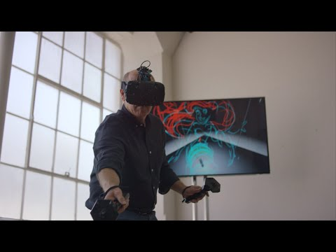 HTC Vive | Glen Keane – Step into the Page