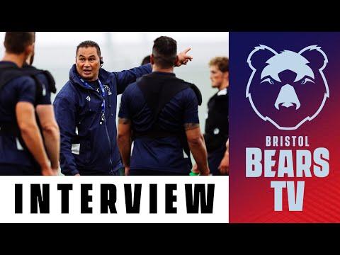 Pat Lam Unveils New Bears Coaching Team