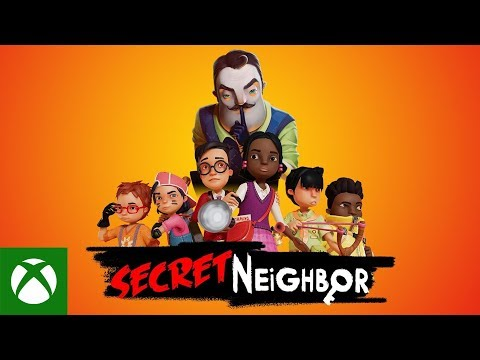Secret Neighbor Launch Trailer