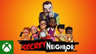 Secret Neighbor Launch Trailer