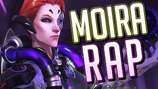 MOIRA RAP | RUSTAGE [OVERWATCH]