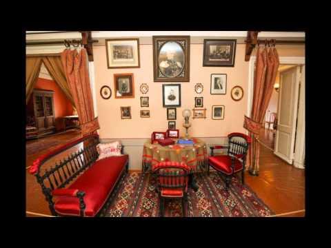 Дом-музей П.И.Чайковского в Клину.