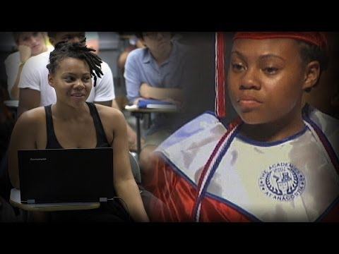 V Mornings - Former Homeless Student Graduates from Georgetown University #GoodNews