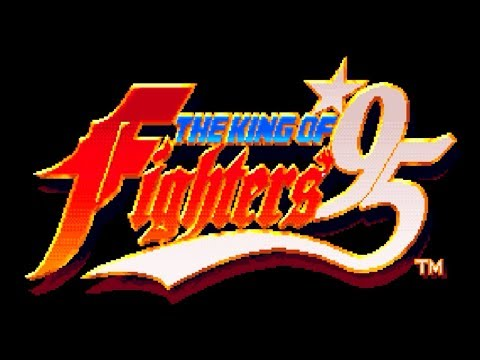 草薙京(KUSANAGI Kyo) - THE KING OF FIGHTERS '95 for PlayStation